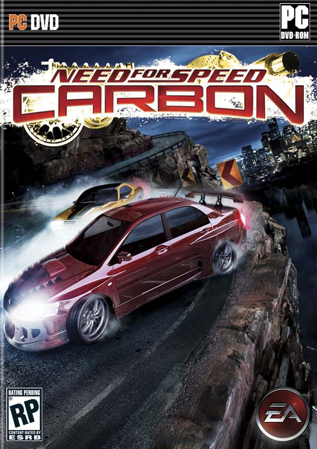 بازی NEED FOR SPEED CARBON