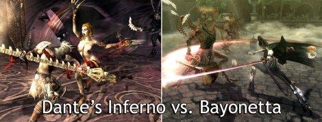 Dante'sInfernovs.Bayonetta