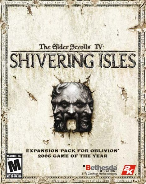 Oblivion: Shivering Isles