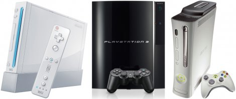 PS3, X360, Wii